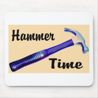 Hammer Time Mouse Pad