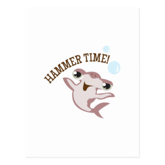 Hammer Time! Postcard