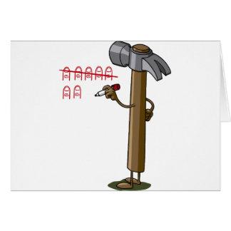 hammer time tarjetas
