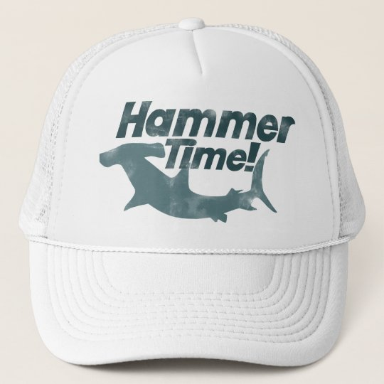 Hammer Time Trucker Hat