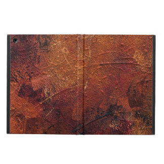 Hammered Copper iPad Air Case with no Kickstand