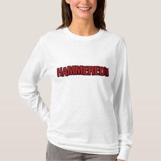 Hammered.org - Ladies T-Shirt