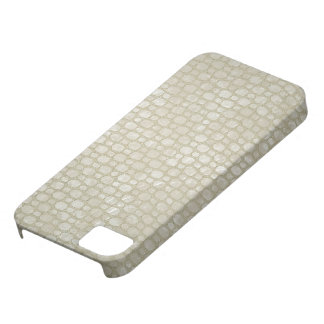 Hammered Silver iPhone 5 Covers