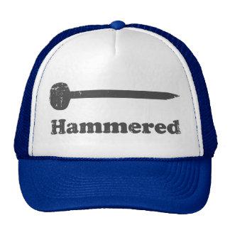 Hammered Trucker Hat