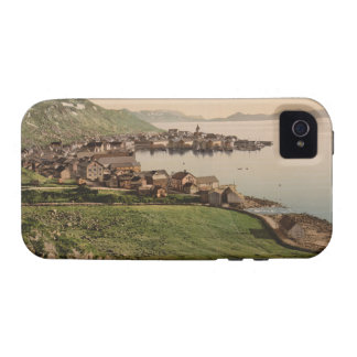 Hammerfest Nord-Norge Norway iPhone 4 Case