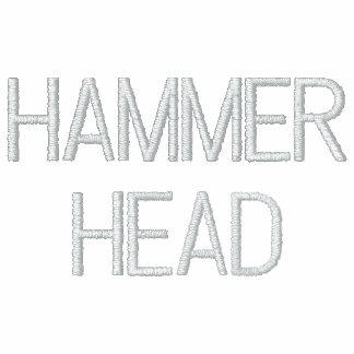 HAMMERHEAD EMBROIDERED HOODY