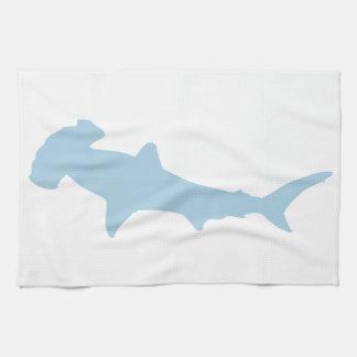 Hammerhead Shark Hand Towel