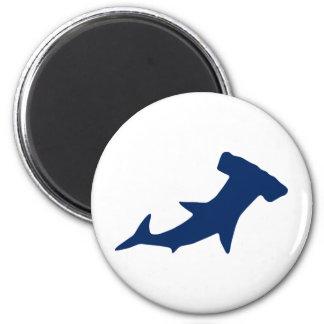 Hammerhead Shark Refrigerator Magnets