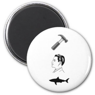 Hammerhead Shark Magnets
