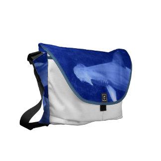 Hammerhead Shark Messenger Bag
