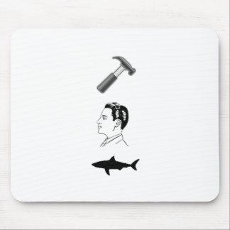 Hammerhead Shark Mouse Pad