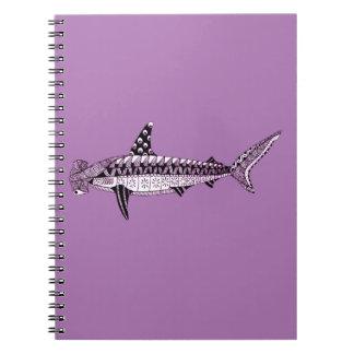Hammerhead Shark Notebook