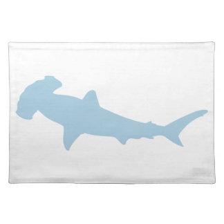 Hammerhead Shark Place Mats
