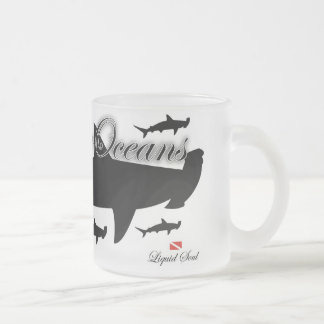 HammerHead Shark - Save Our Oceans Coffee Mug