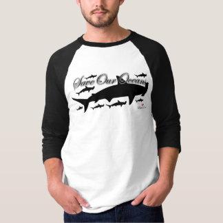 HammerHead Shark - Save Our Oceans Shirt