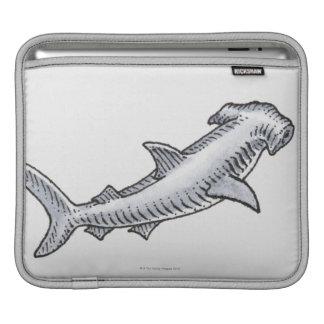 Hammerhead Shark Sleeve For iPads