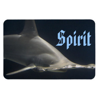 Hammerhead Shark Spirit Flexible Magnets