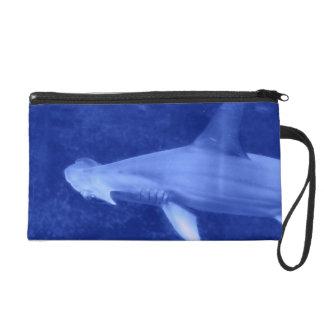 Hammerhead Shark Wristlet