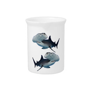 HAMMERHEADS BY TWO DRINK PITCHER