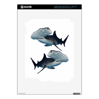 HAMMERHEADS BY TWO SKIN FOR iPad 3