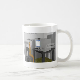 Hammering @ The PC Funny Gifts & Tees Coffee Mug