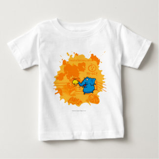 Hammerphant, la camiseta del boxeador del elefante polera