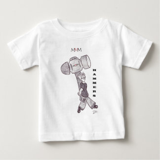 Hammers Baby T-Shirt