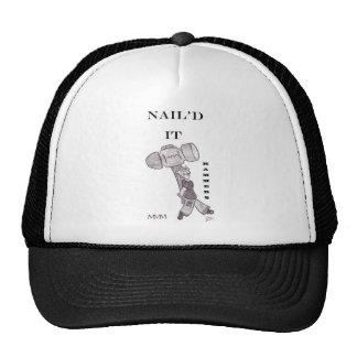 Hammers - Nail'd it Hats