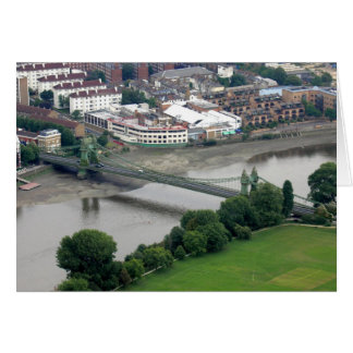 Hammersmith Bridge Greeting Card