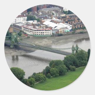 Hammersmith Bridge Sticker