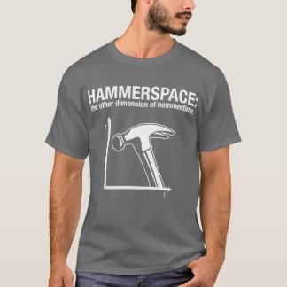 hammerspace: la otra dimensión de hammertime. playera