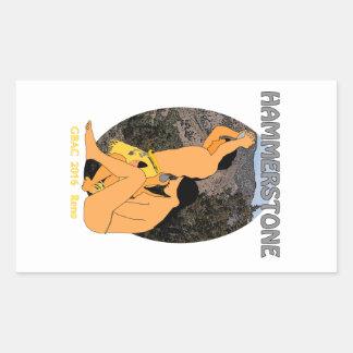 Hammerstone 2016 Band Sticker
