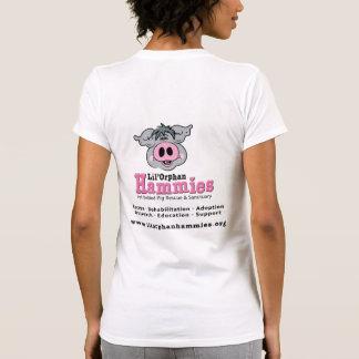 Hammie Logo T-Shirt de señora Camisetas