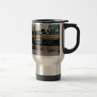 Hamming it Up! 15 Oz Stainless Steel Travel Mug
