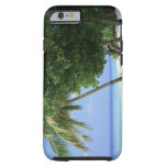 Hammock and Palm Tree Tough iPhone 6 Case