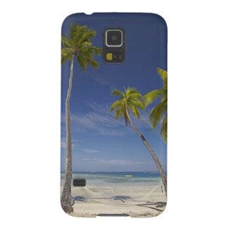 Hammock and palm trees, Plantation Island Resort Galaxy S5 Case