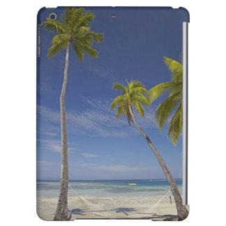 Hammock and palm trees, Plantation Island Resort Case For iPad Air