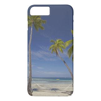Hammock and palm trees, Plantation Island Resort iPhone 8 Plus/7 Plus Case