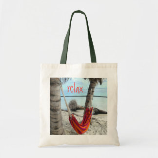 Hammock by the Caribbean Tote Bag