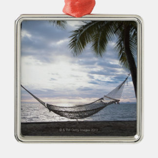 Hammock Metal Ornament