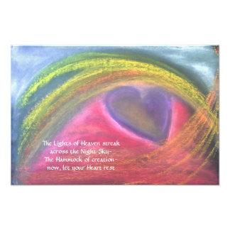 Hammock of Heaven print