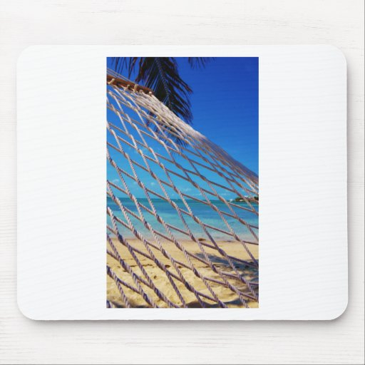 Hammock Time Mouse Pad