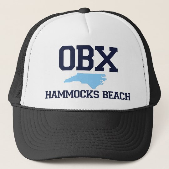 Hammocks Beach. Trucker Hat