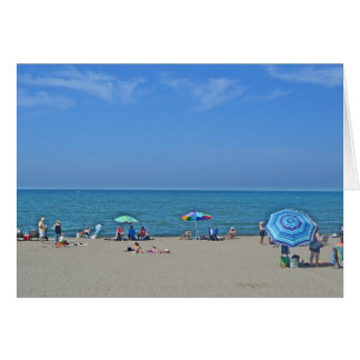 Hammonasset Beach Card