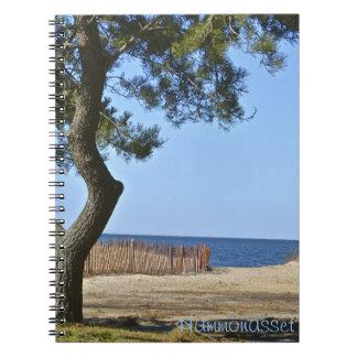 Hammonasset Beach Notebook