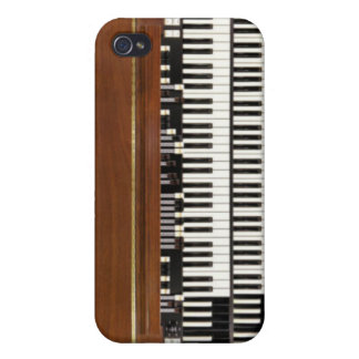 Hammond organ i iPhone 4 carcasa