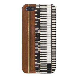 Hammond organ i iPhone 5 carcasas