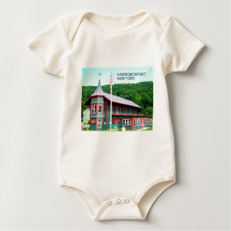 HAMMONDSPORT, NEW YORK BABY BODYSUIT