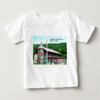 HAMMONDSPORT, NEW YORK BABY T-Shirt
