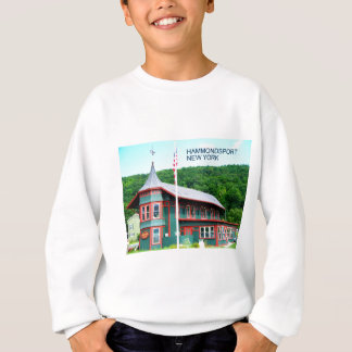 HAMMONDSPORT, NEW YORK SWEATSHIRT